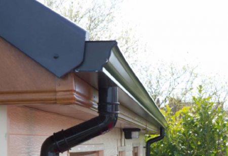 Seamless Aluminium Advanced Roofline